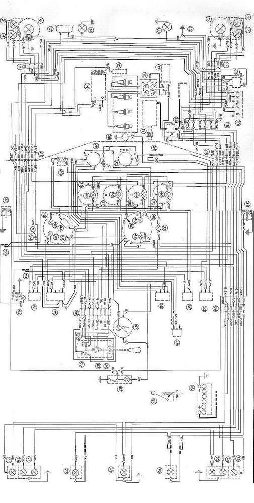 1970 Mgb Vacuum Diagram Wiring Schematic Kobe Zagato