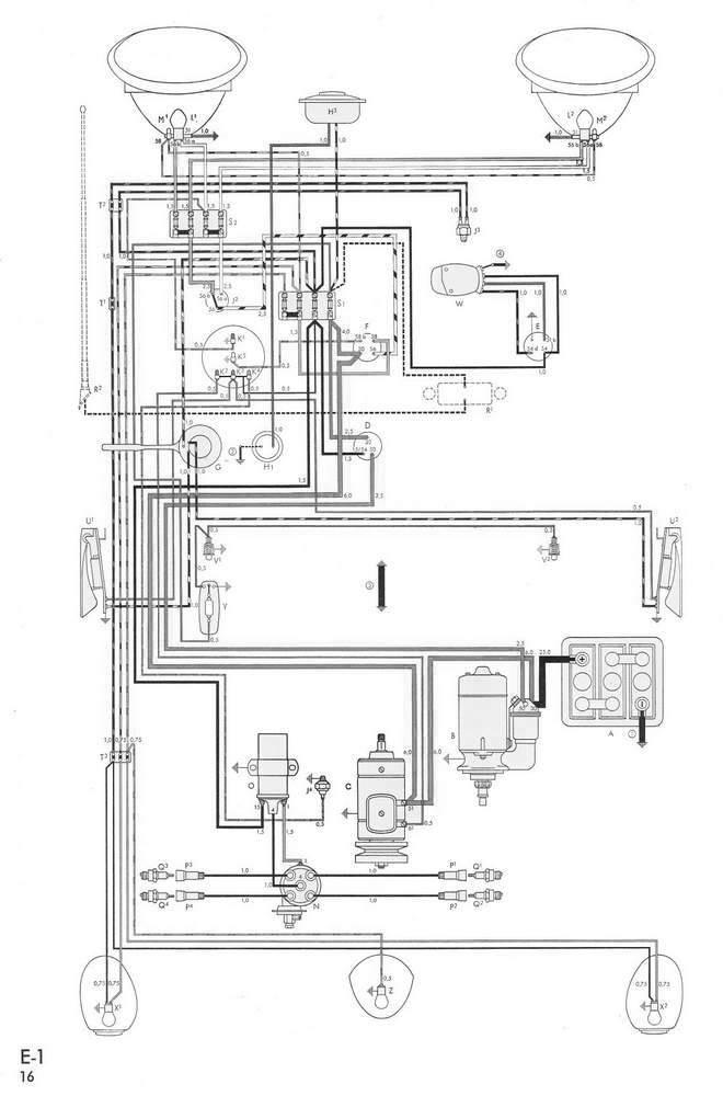 2001 Kia Sportage Wiring Schematics